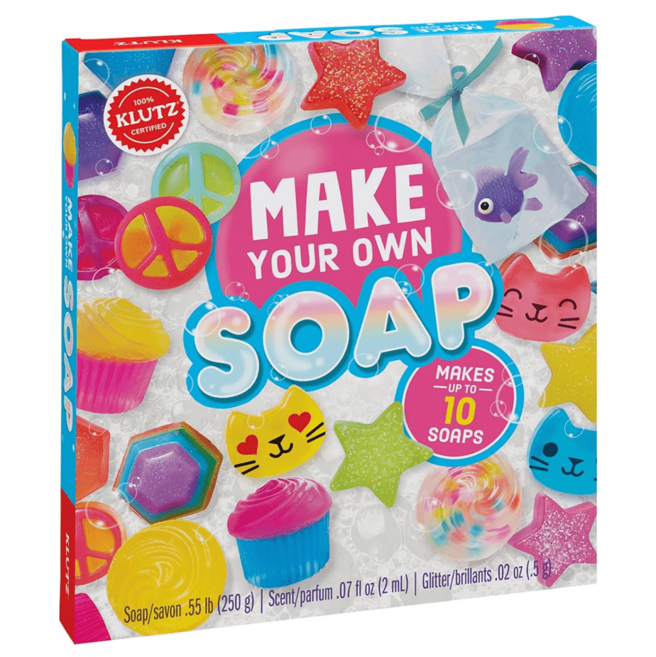 Klutz Make Your Own Soap Craft & Science Kit Now .60