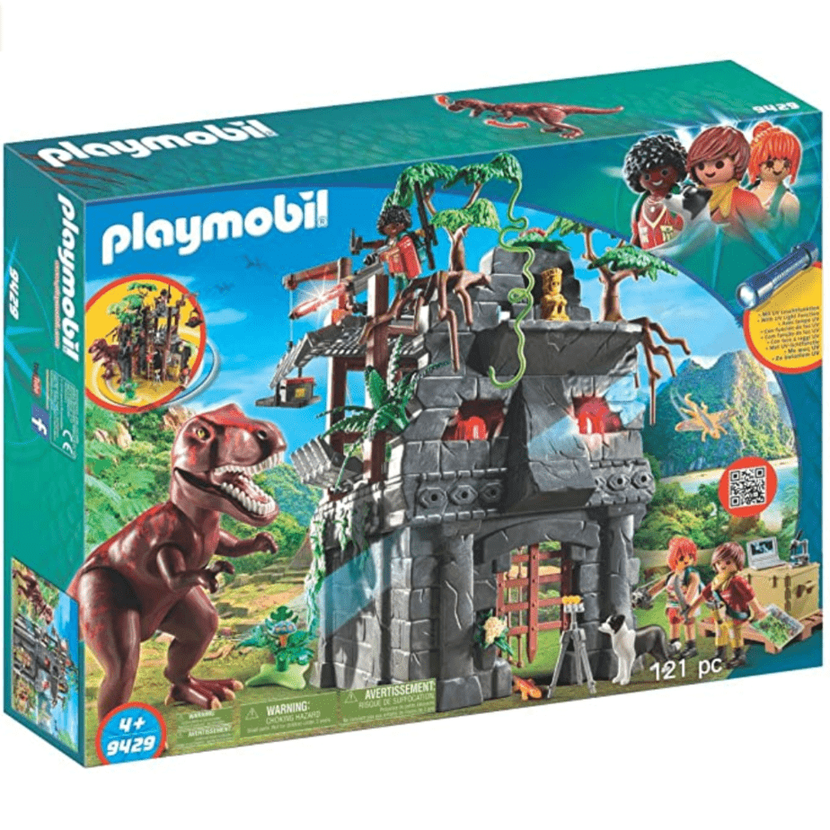 PLAYMOBIL Hidden Temple with T-Rex Building Set Now .99 (Was .99)