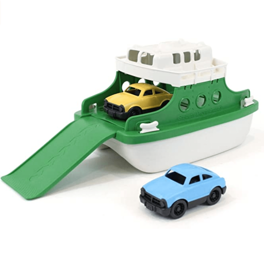 Green Toys Ferry Boat Bathtub Toy Now .69 (Was .99) + More SUPER HOT Green Toys Deals