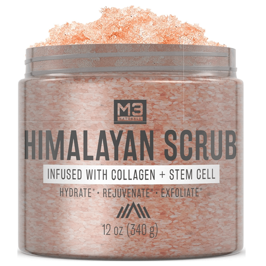Up to 42% Off M3 Naturals Body Scrubs ~ Highly Rated