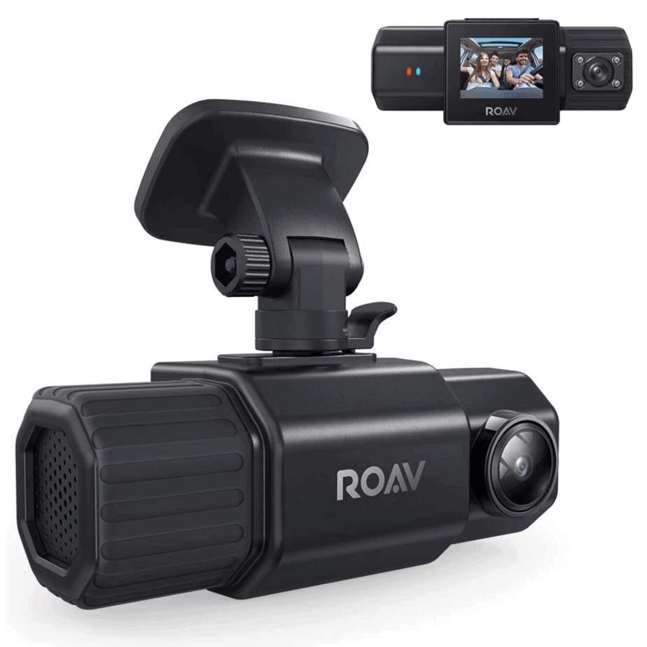 Anker Roav Dual Dash Cam Duo Now .99 (Was 8.70)