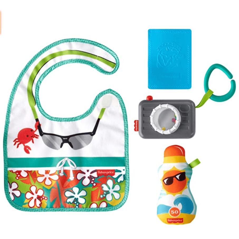 Fisher-Price Tiny Tourist Gift Set Now .53
