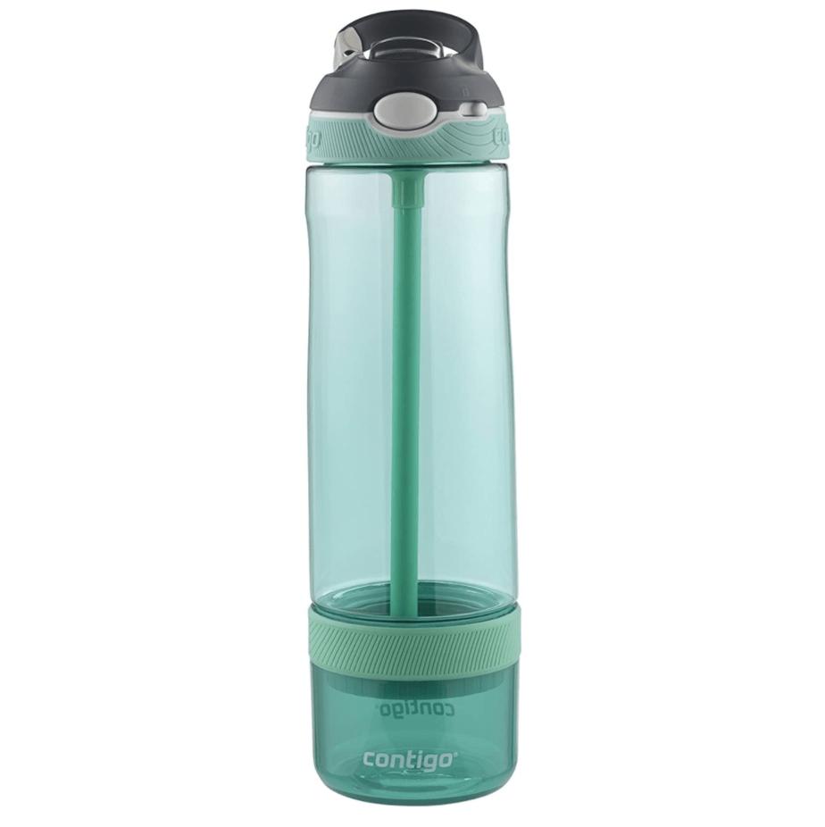 Contigo Autospout Straw Ashland Water Bottle with Infuser 26 oz. Now .47 (Was .99)