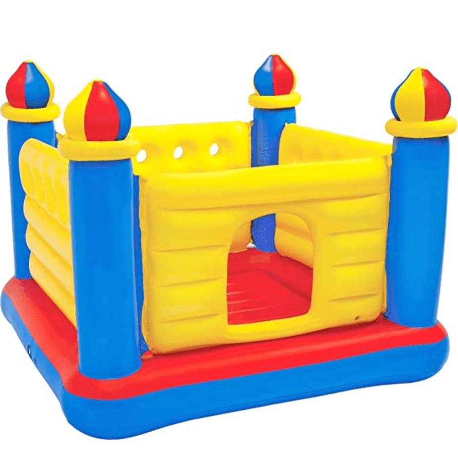 Intex Jump-O-Lene Inflatable Castle Bouncer Now .16 (Was 9.99)