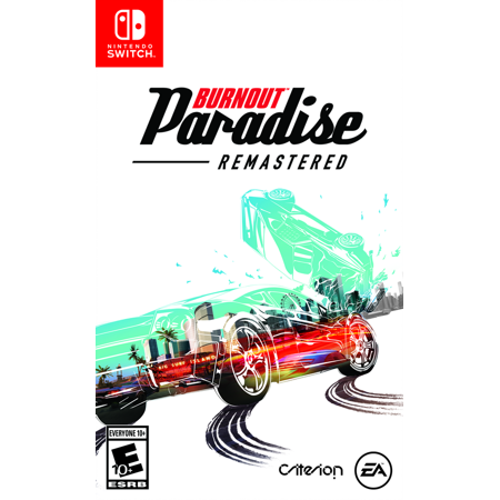 Burnout Paradise Remastered - Nintendo Switch Now $29.99 (Was $49.99)