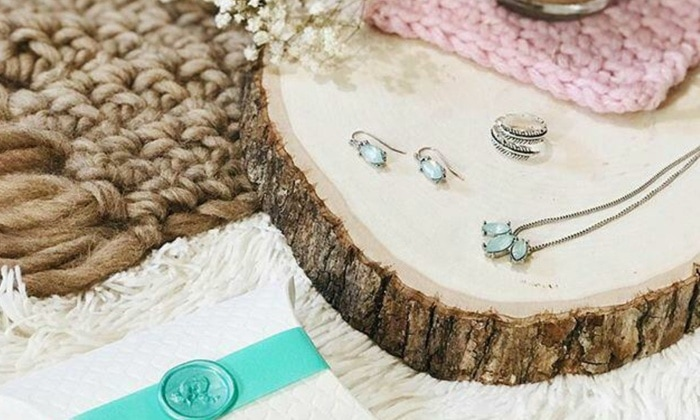 FREE 3-Piece Jewelry Set from mintMONGOOSE - Just Pay  Shipping