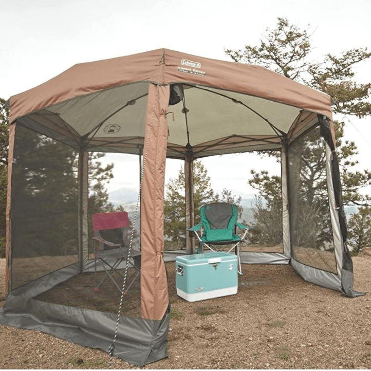 Coleman 12 x 10 Instant Screened Canopy 9.59 (Was 5)