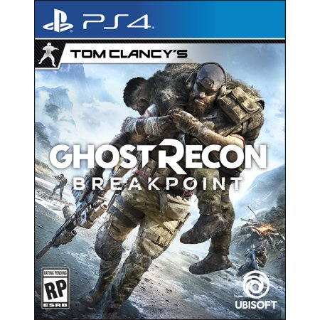 Tom Clancy's Ghost Recon Breakpoint PS4 Now $9.99 (Was $59.99)