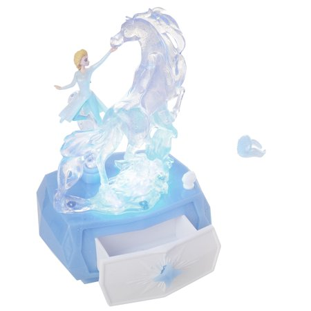 Disney Frozen 2 Elsa & Water Nokk Jewelry Box Now $14.72 (Was $29.99)