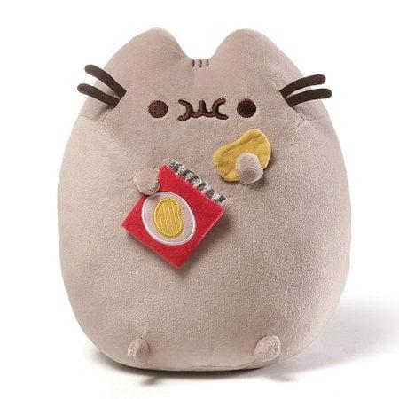 GUND Pusheen Snackables Sundae Cat Plush Stuffed Animal Now $14.95 (Was $25.00)
