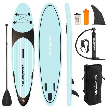 AIRBO 10.6' Premium Inflatable Stand Up Paddle Board Now $799.99 (Was $899.99)