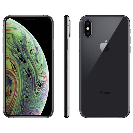 Apple iPhone XS, 64GB, Gold - Fully Unlocked Now $485.00 (Was $899)