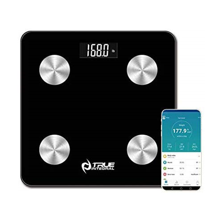 RENPHO Bluetooth Body Fat Smart Scale with Smartphone App Only $18.19