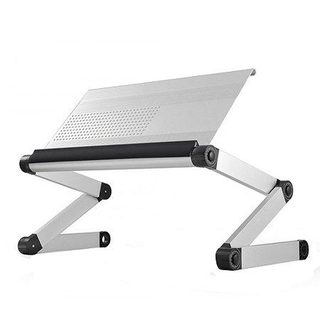 Soundance Laptop Stand, Aluminum Computer Riser Now $24.66 (Was $32.99)
