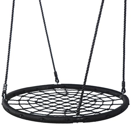 Hey! Play! - Platform Swing - Blue/Black $59.99 Shipped (Was $130)