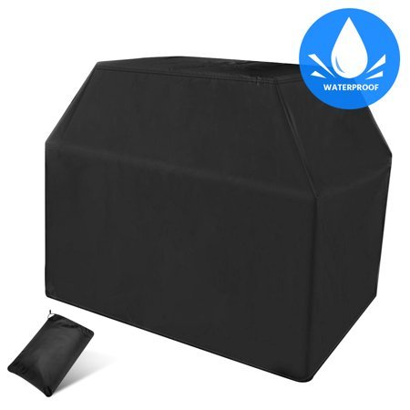 Homitt Heavy Duty Waterproof BBQ Cover with Handles Now $17.99 (Was $30)