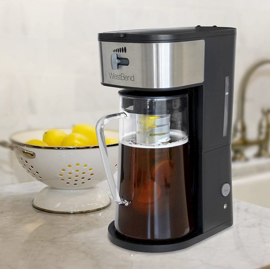 West Bend Fresh Iced Tea and Coffee Maker Now .99 (Was .99)