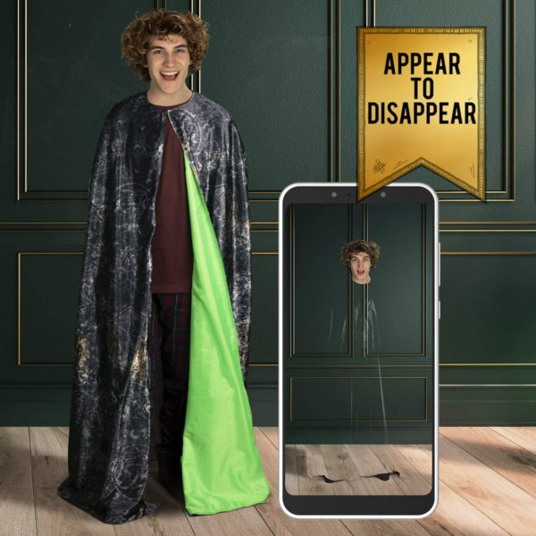 WOW! Stuff Collection Harry Potter Invisibility Cloak Now .99 (Was .99)