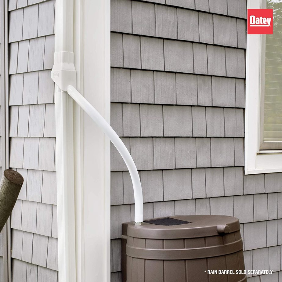 Oatey Mystic Rainwater Collection System Now .26 (Was .84)