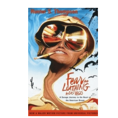 Fear and Loathing in Las Vegas Kindle Book Now .99