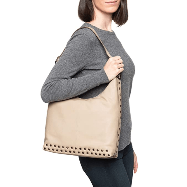 Frye and Co. Evie HOBO, Bone Now .74 (Was 8.00)
