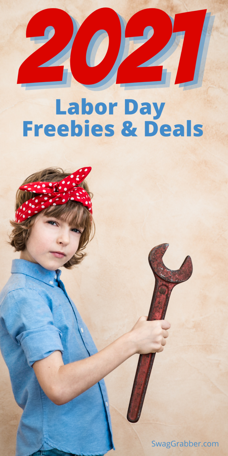 Labor Day Freebies & Deals
