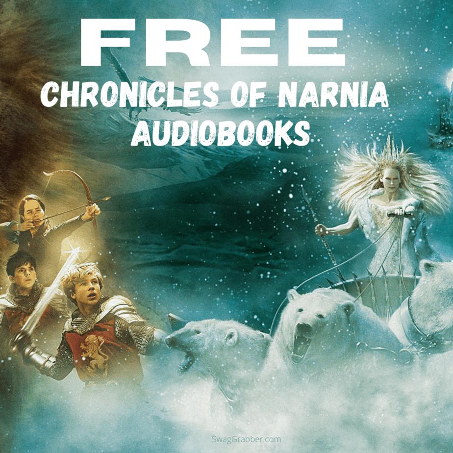 FREE Chronicles of Narnia Audiobooks