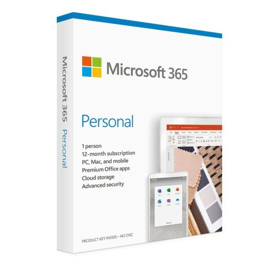 FREE 3-Month Trial of Microsoft 365 Personal or Family