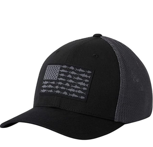 Columbia Unisex PFG Mesh Fish Flag Ball Cap Now .90 (Was )