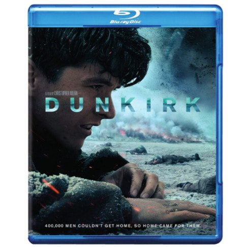 Dunkirk Movie on Blu-ray Now .99 (Was .97)