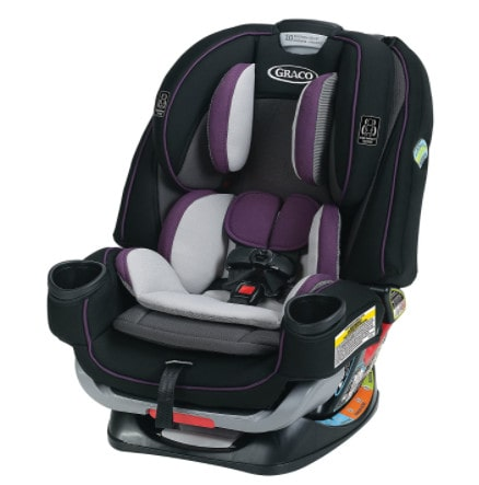 Graco 4Ever Extend2Fit 4 in 1 Car Seat, Jodie Now 9.99 (Was 9.99)