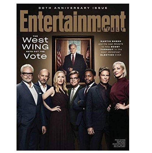 Entertainment Weekly Subscription Deal = 6 Months ONLY .00