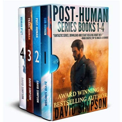FREE Post-Human Omnibus: The Battle for Human Survival Kindle Books