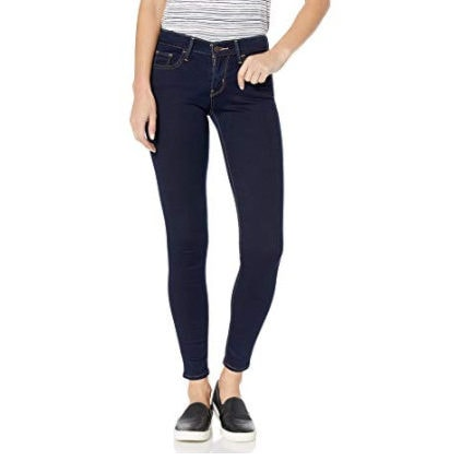 Levi's Women's 710 Super Skinny Jeans, Now .04 (Was .50)