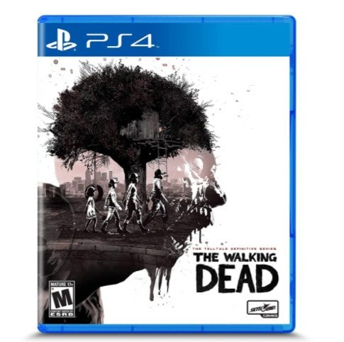 The Walking Dead: The Telltale Definitive Series - PS4 Now .52 (Was .99)