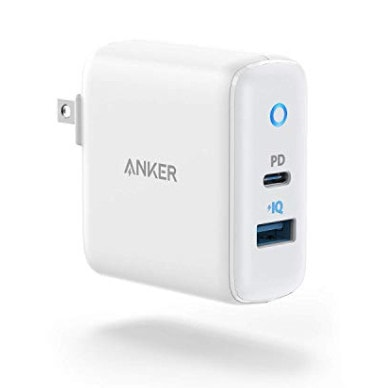 Anker USB C Charger, 30W 2 Port Fast Charger Now .64