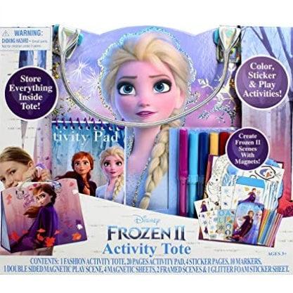 Disney Frozen 2 Activity Tote, 95199 Now .44 (Was .99)