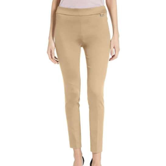 Calvin Klein Women's Pull On Stretch Pants Now .85 (Was .50)