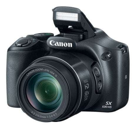 Canon PowerShot SX530 HS Camera Refurbirshed Now .19 (Was 0)