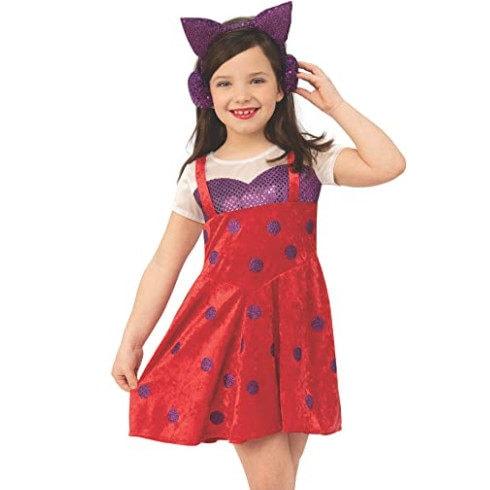 Rubie's Girl's Riley Child Costume Boxy Girls Now .14 (Was .99)