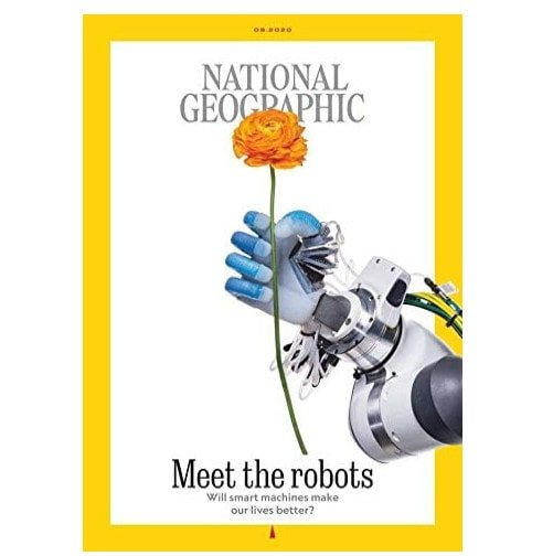 National Geographic Magazine Now  (Was .88)