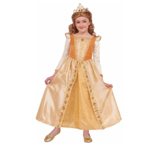 Forum Novelties Kids Regal Shimmer Princess Costume Now .09 (Was .99)