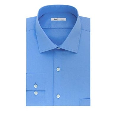 Up to 75% off Van Heusen Men's Dress Shirts **Prime Members Only**