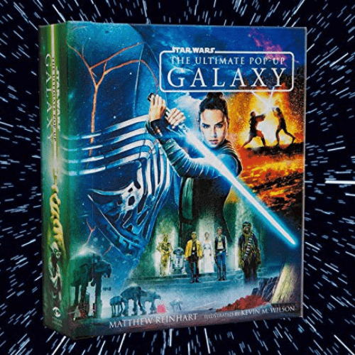 Star Wars: The Ultimate Pop-Up Galaxy Book Now .97 (Was )