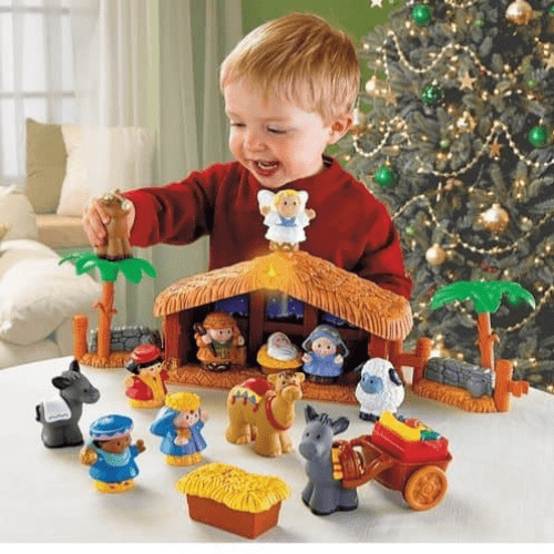 Fisher-Price Little People A Christmas Story Only