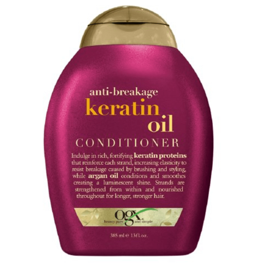 OGX Anti-Breakage + Keratin Oil Conditioner Now .57 (Was .99)