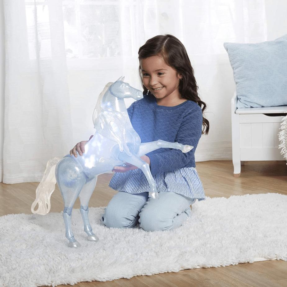 Disney Frozen 2 Elsa's Spirit Horse Light-Up & Sounds Now .52 (Was .99)