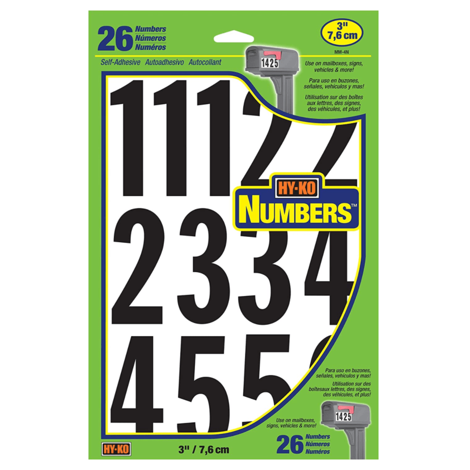 Hy-Ko Products Numbers Now .74 (Was .99)