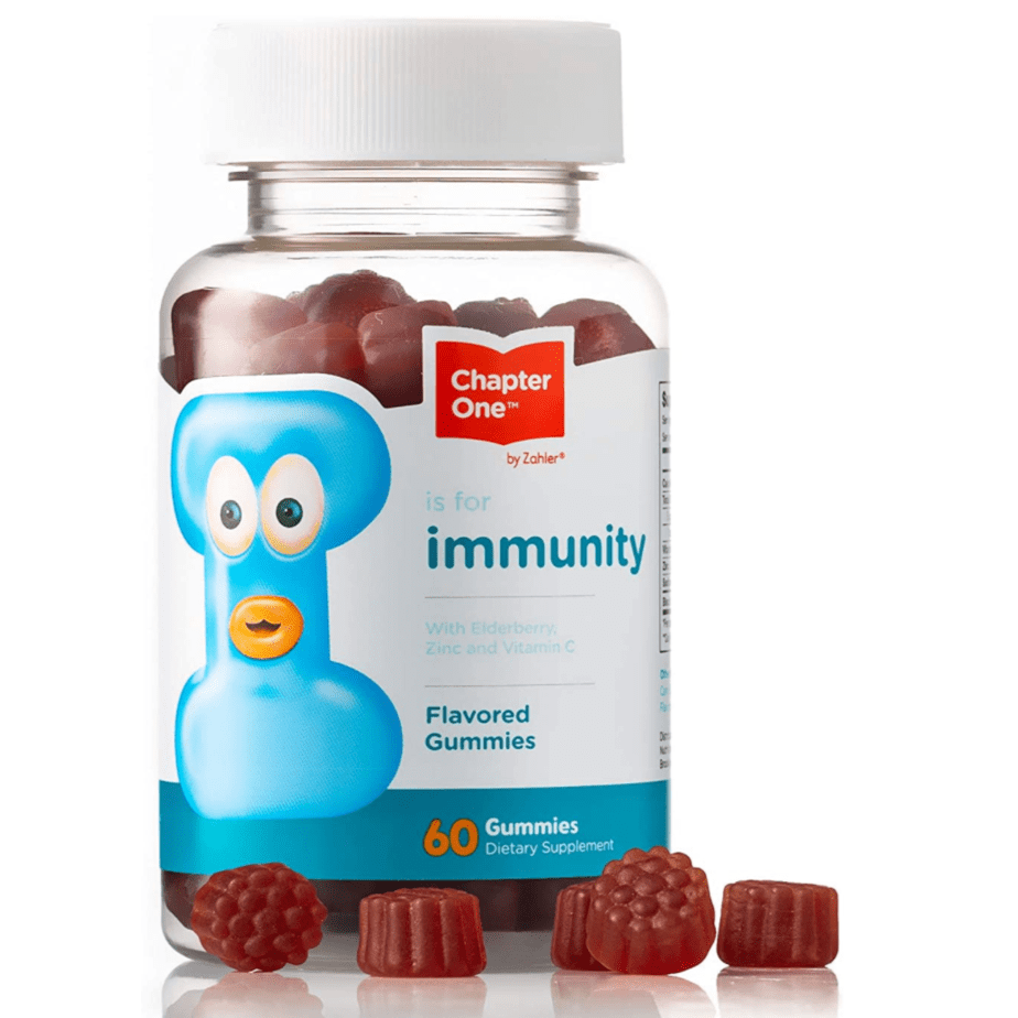 Chapter One Immunity Gummies 60-Count Now .27 (Was .95)