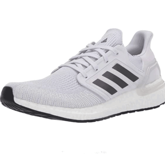adidas Men's Ultraboost 20 Running Shoes Now 9.00 (Was 0.00)